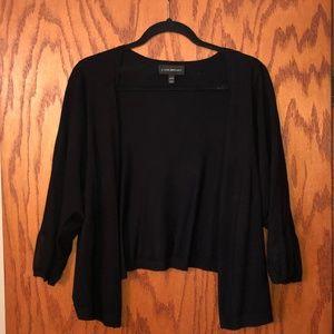 Lane Bryant 3/4 Sleeve Cropped Sweater Size 22/24